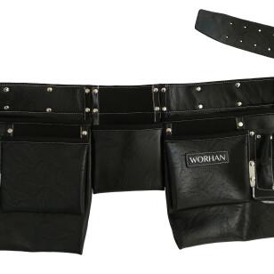 Tool belt holder